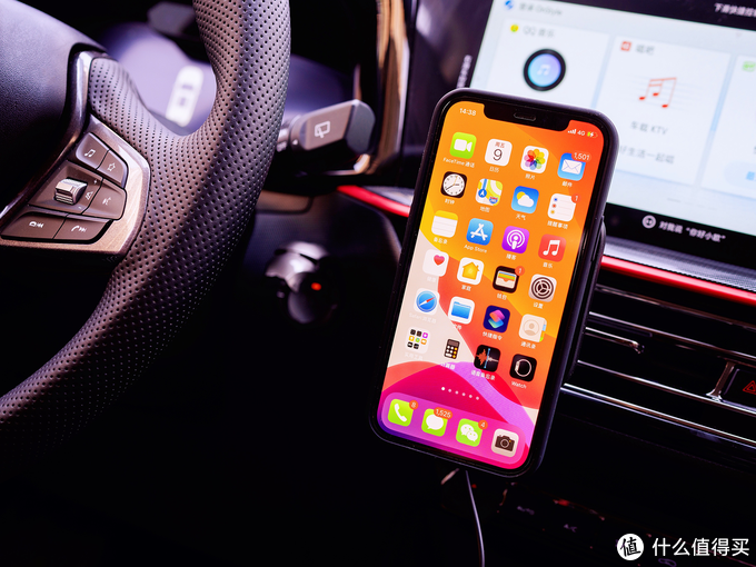 ESR 亿色 Magsafe车充支架和手机壳晒单:iPhone12出行伴侣