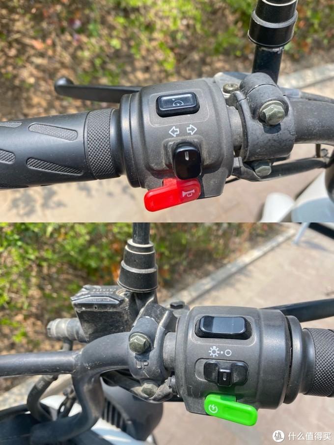 左手定速巡航,转向灯,喇叭。右手加减档,灯光,电源键