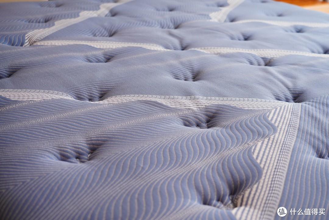 睡眠质量不好,有可能是你的床垫没选对——西屋S3乳胶弹簧床垫