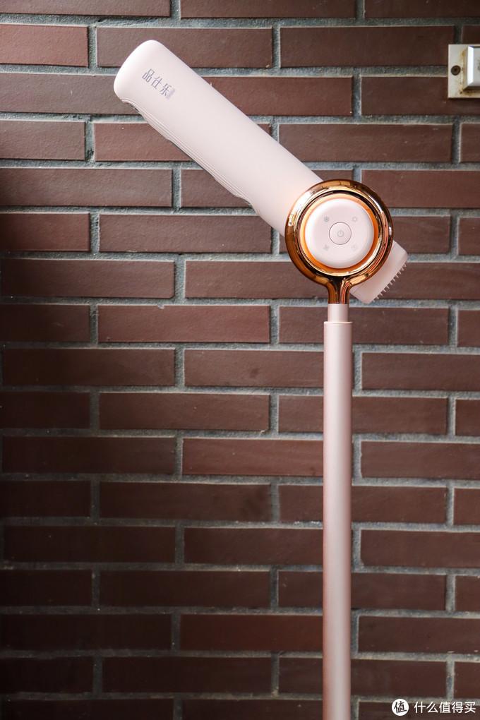 """这年头,连吹风机都能""""站""""起来了!品仕乐立式吹风机体验分享"""