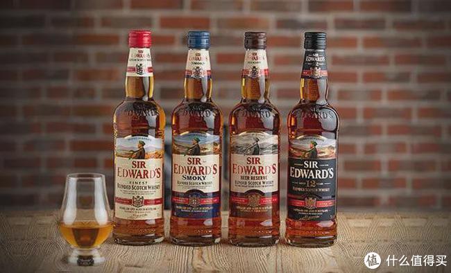 好酒:法国人最喜欢的调和威士忌之一