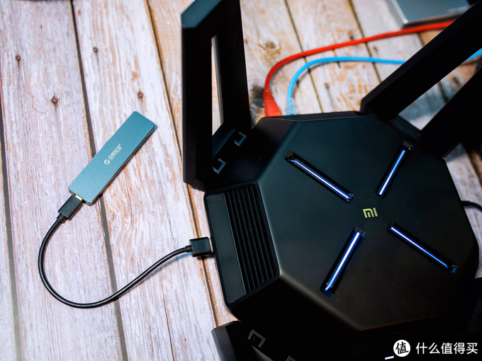 群晖NAS挂载远程文件夹应用举例--利用小米AX9000路由器USB口搭配NAS挂PT
