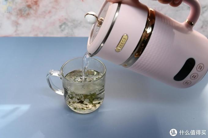 可口温度,健康随行,艾晞mini养生搅拌杯K1体验