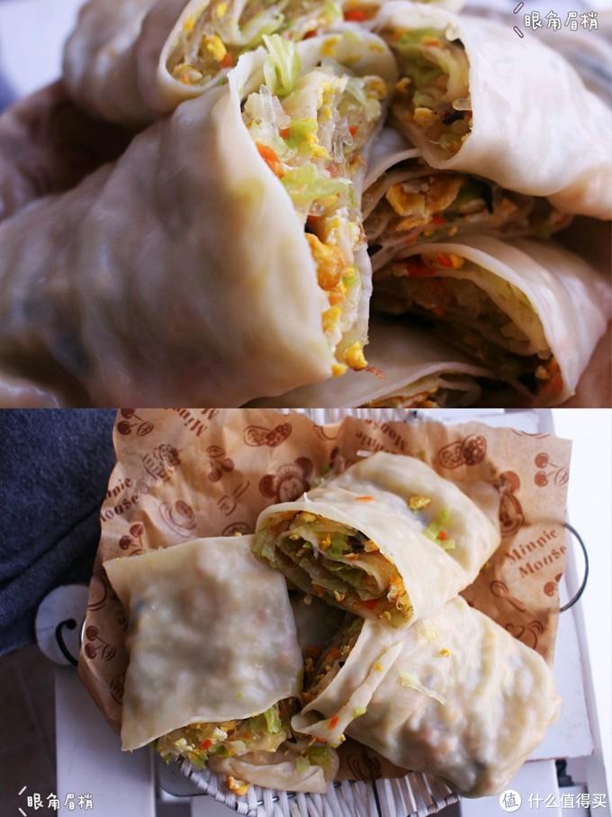 不揉面不发酵,菜卷这样做,皮薄如纸低脂美味,怎么吃都不胖!