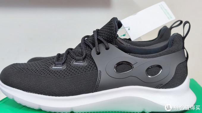 百元轻跑健步鞋体验——咕咚智能跑鞋5K一周使用体验