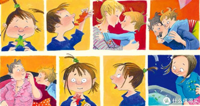 从小培养阅读好习惯,让孩子健康快乐成长的8部童书
