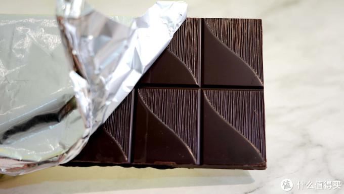 当我吃过7款可可含量从35%到88%的黑巧后,得出的结论是......