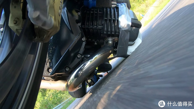 宝马摩托车发动机保护件