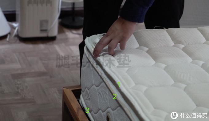 潜入别墅区拆别人家5k+买的斯林百兰床垫