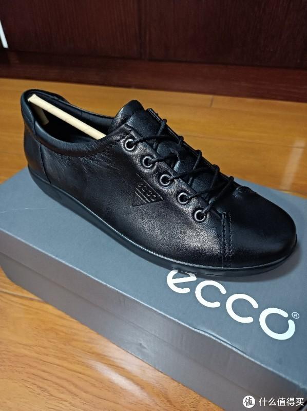 近期新购入的三双丑丑的ECCO