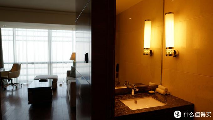 坐落在地标建筑上,却是国内最便宜的JW万豪酒店?