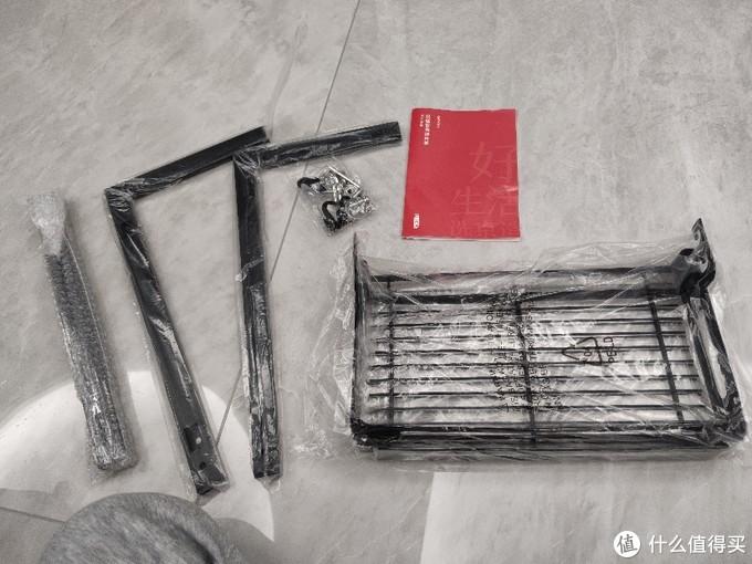 京东京造厨房置物架拆箱体验