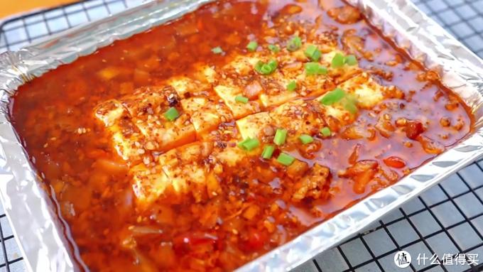 鲜嫩无比又超级下饭的烤豆腐,吃之前多准备一点米饭