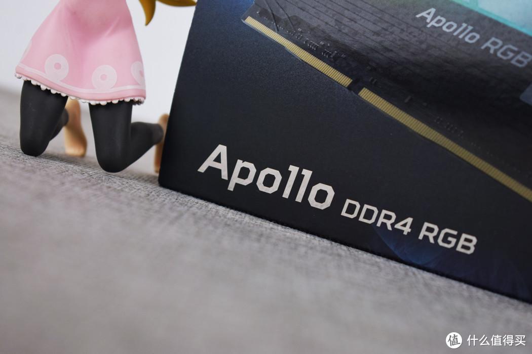 全称Apollo DDR4 RGB