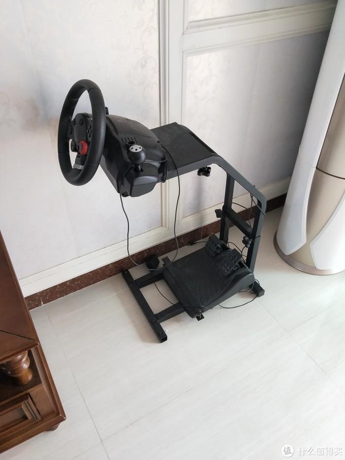 罗技GT5方向盘