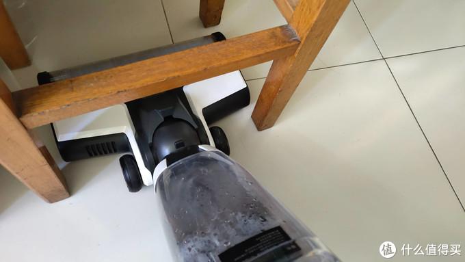 全屋清扫一次完成,用一台吸拖洗一体的洗地机就够了?