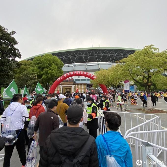 314完赛!PB16分钟!欣喜异常的2021年无锡马拉松