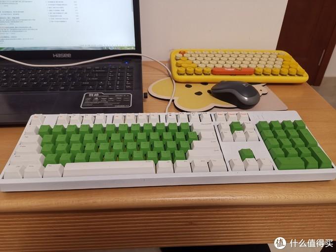 入坑垃圾佬——一把剪线键盘的翻新过程