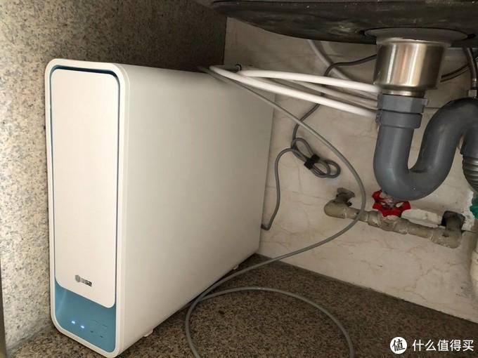 呵护健康从一口好水开始——352K10反渗透净水器自行安装及使用分享