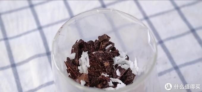 自制巧克力汤圆,巧克力入口即化,汤圆超级Q弹
