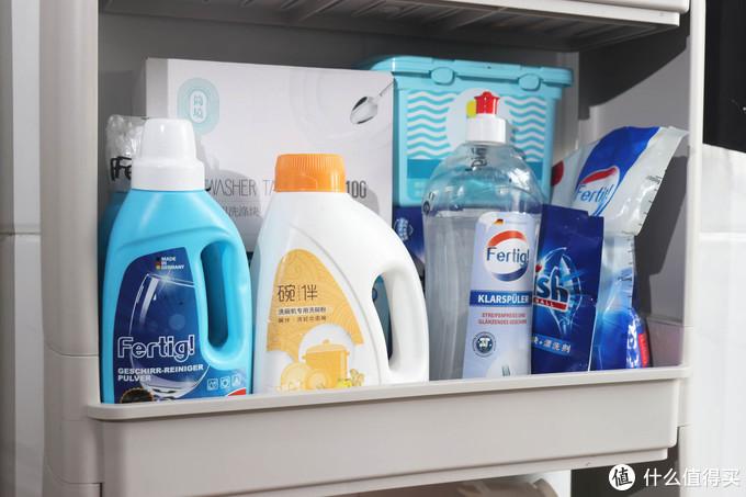 洗碗机耗材你都认识吗?国货耗材或许更懂你