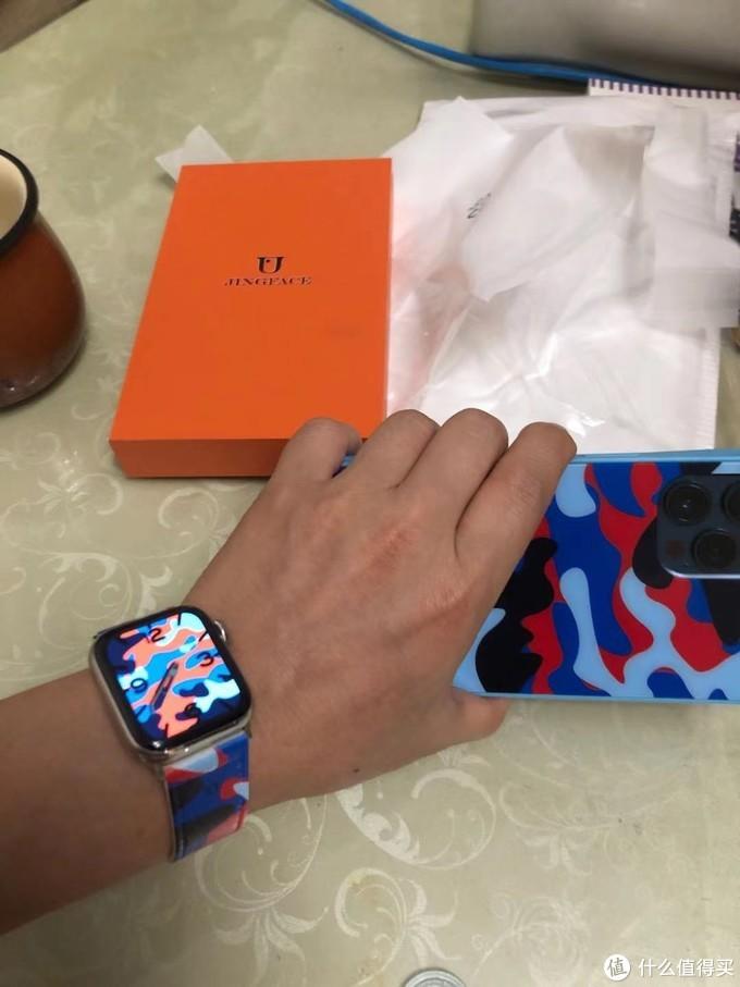 iwatch表盘看腻了?表带带烦了?记一次iwatch 表盘,表带,手机壳套装开箱!