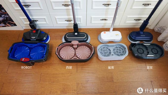 4款热卖电动拖把实测对比,哪款更值得买?