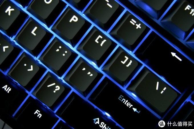 键程短声音小、码字游戏都舒服,杜伽K310银轴机械键盘体验