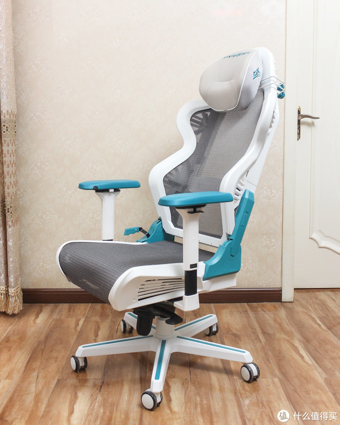 迪锐克斯AIR电竞网椅,一把全家人抢着用的好椅子