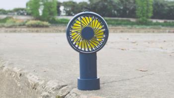 AnU好物 篇十六:迎接盛夏到来的凉品-奥睿科双色小风扇的使用体验