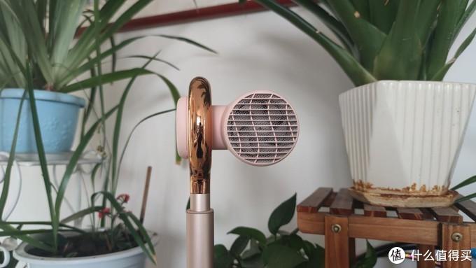 高颜值、解放双手、5档温度调节,品仕乐立式吹风机全具备