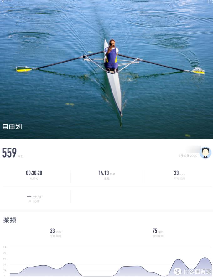 我的有氧健身器械YESOUL野小兽R30可折叠划船机