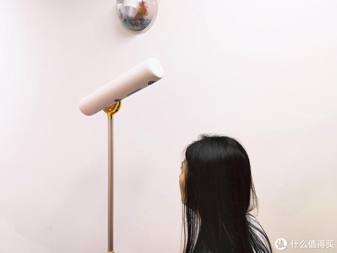 品仕乐立式吹风机:颠覆传统、解放双手