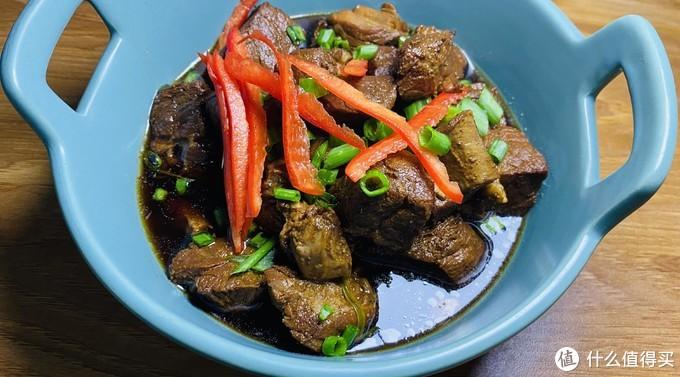 卤牛腩肉这么做真香,简单易做,软烂入味,下饭神器,好吃到停不下来