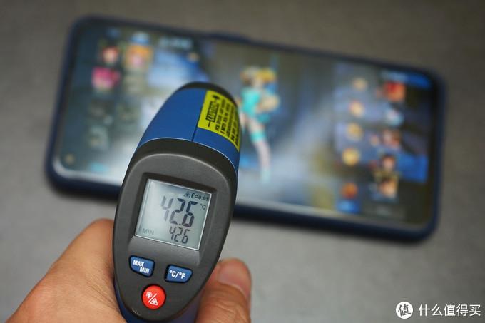 高质量游戏一小时后屏幕温度