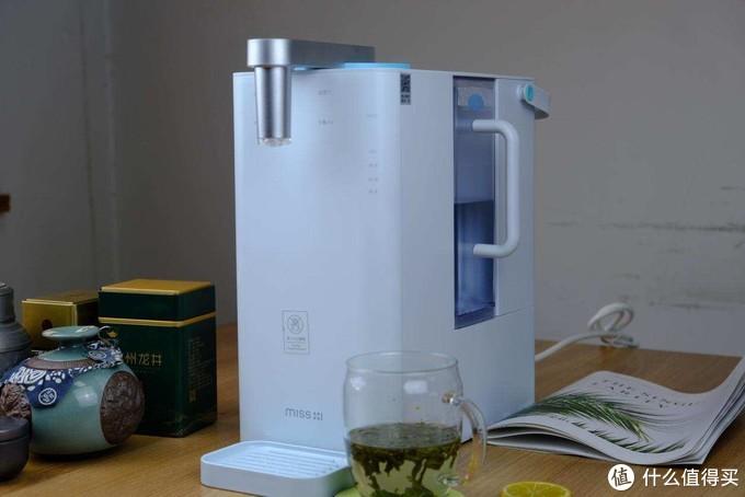 熊小夕独角兽净饮机 家用净化直饮加热一体机
