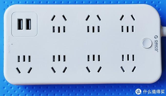 排插的插孔和接口更丰富,品牌敢承诺质保3年:奥睿科延长线插座和插座转换头开箱和使用体验