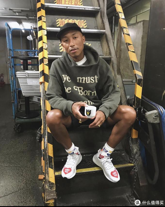 """我的潮流引路人(一)——""""菲董""""Pharrell Williams"""
