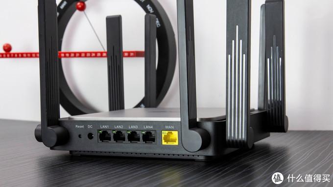 锐捷星耀X32 PRO路由器复杂环境实测:三个8特效加持真稳