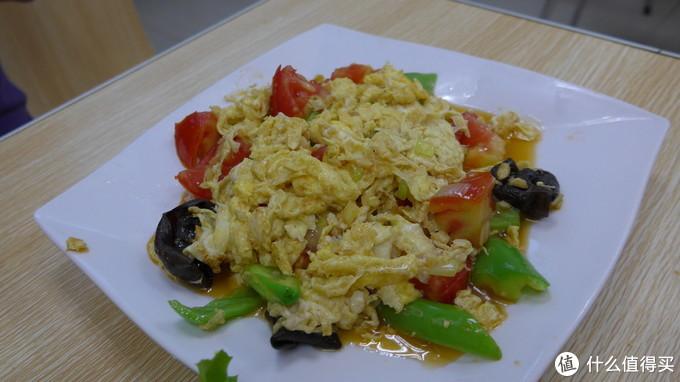 5个鸡蛋的西红柿炒鸡蛋,其实看着还行