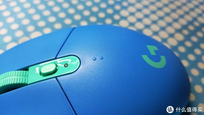 就是喜欢这个模具:科技蓝G304开箱