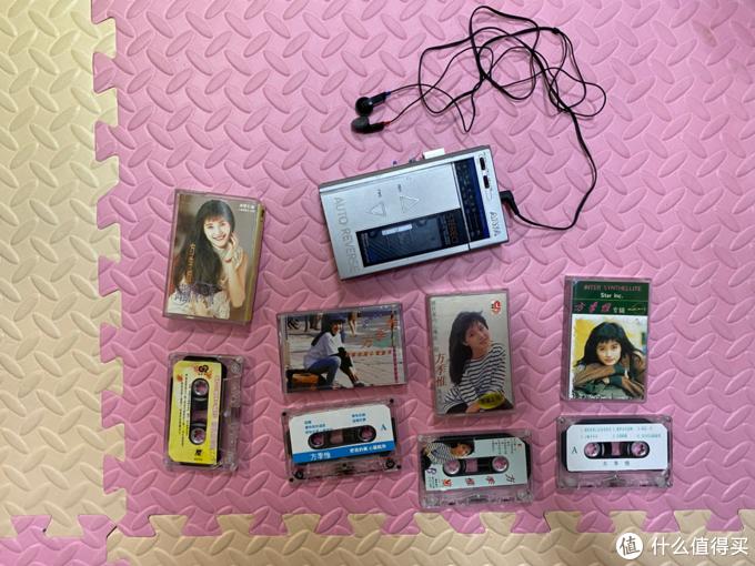 2021年拆封1992年发行的音乐专辑磁带