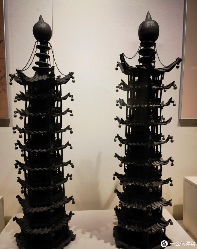 走马观花参观泰州博物馆