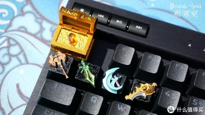 除了客户端哪里都有DOTA2玩家——ZOMO玄晶&DOTA2键帽相谈室随拍随聊