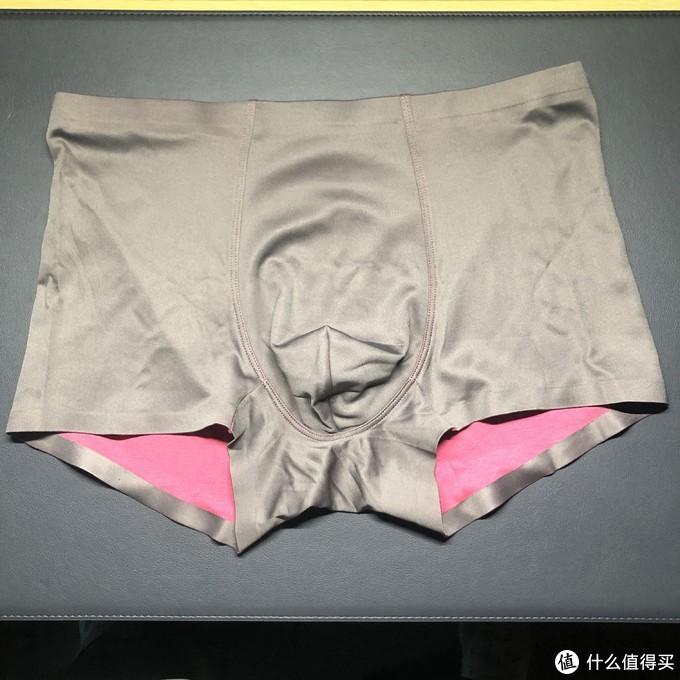 我买了一件很好看的无痕内裤,顺便聊一聊无痕内裤