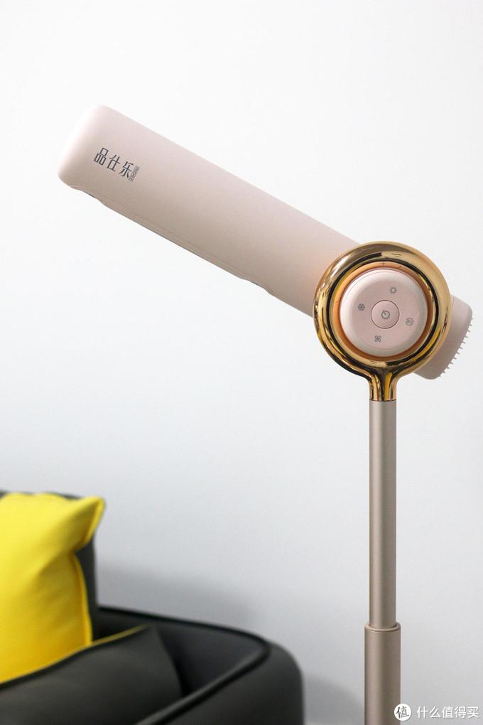 精致吹发新体验——品仕乐立式吹风机体验