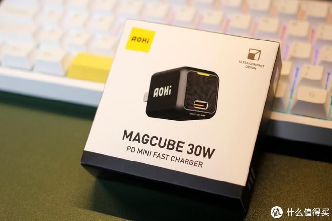 Aohi 30W微型充电头,iPhone用户不能错过的配件