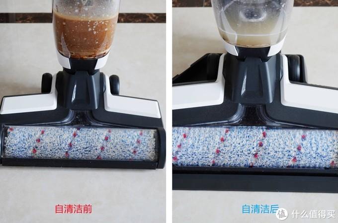 扫地机+吸尘器都打不过?洗地机一次清洁地面干湿垃圾!