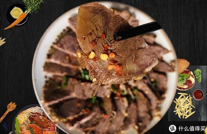 卤牛腱子肉,做法简单,好吃又营养的酱香牛腱子,牛腱子肉这么卤吃着才爽