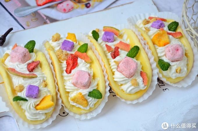 一学就会的网红蛋糕,只需一碗面粉二个鸡蛋,连吃三个才过瘾